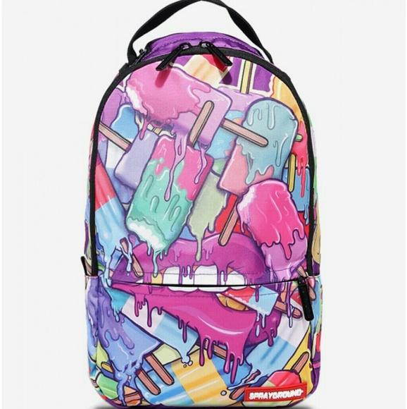 Sprayground Fortnite Backpack | Fortnite Free Logo